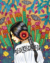 Sophia in the Thorny Garden, Pola Lopez