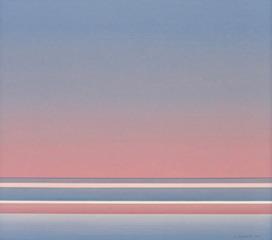 Red Sky Morning, Christopher Pratt