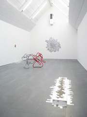 Installation View, Michel François
