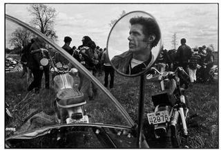 Cal, Elkhorn, Wisconsin, 1966, Danny Lyon