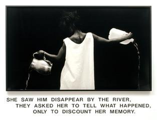 Waterbearer [Porteuse d'eau], Lorna Simpson