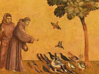 Saint Francoise d\'Assise, Giotto di Bondone
