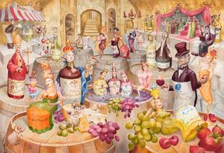 Vintage Vino, Laura Lee Junge