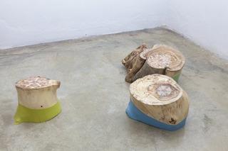 Wooden Sculptures, Nuria Mora