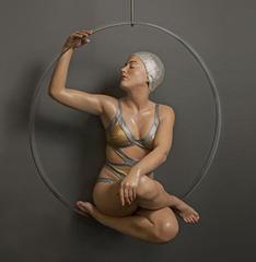 Infinity with Swarovski Cap, Carole Feuerman