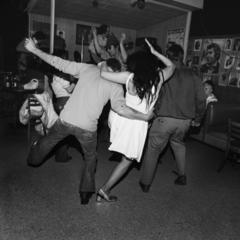 Drunk Dancers, Henry Horenstein