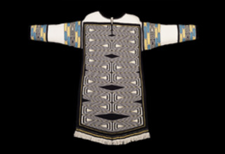 Tunic with sleeves, Kay Field Parker