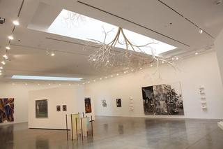 Installation view, This Side of the 405,