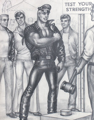 Untitled, Tom of Finland