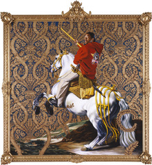 Equestrian Portrait of the Count Duke Olivares, Kehinde Wiley