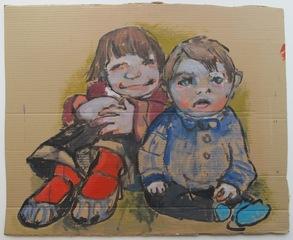 Betty and Francis , Kate McCrickard