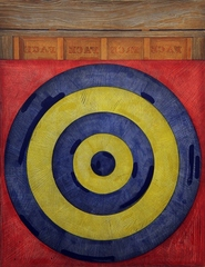 Target with Four Faces, Jasper Johns