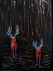 From the Forest They Came, Bex Freund