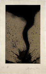 Tornado Etching 1 (Tore 1),Joe Goode