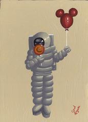 Astronut, Carl Lozada
