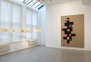 Installation view, Notations, Valeska Soares