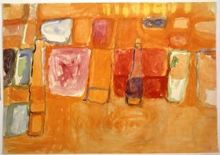 Still Life with Bottles, William Scott