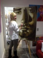 www.artbymandy.com, Mandy-Jayne Ahlfors