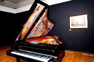 Piano, Gabiel Meiring