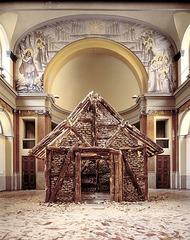 Untitled (Bread House), Urs Fischer