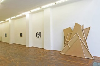 exhibition view, Ingo Nussbaumer