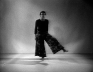 Accumulation, Trisha Brown