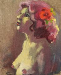Paris Rose, Wendy Sharpe