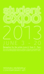 Student Expo 2013 Announcement,