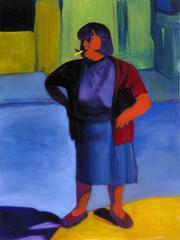 Streetwalker, Jennifer Mondfrans