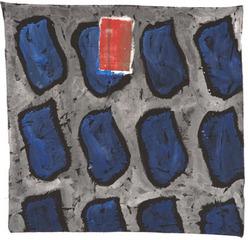 Sans titre n°228, Claude Viallat