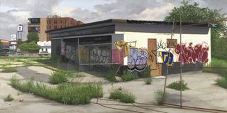 Gaseteria, Bronx, Valeri Larko