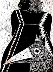 Back Bird, Mavenie Cunningham