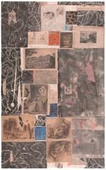 """Serie """"UNIKATDRUCK"""" (Nr. 3786), Gunter Damisch"""