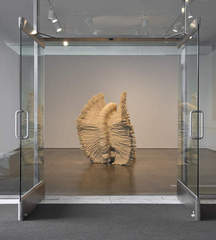 Installation view, Katie Grinnan