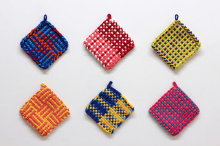 Pot Holders, Mary Clarke
