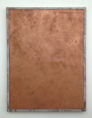 Untitled (Tablet, Copper Screen 1.13), Ryan Wallace