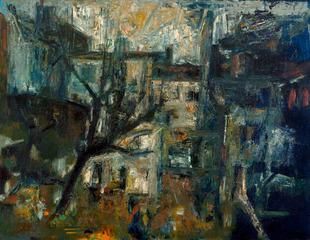 Vieilles maisons a Paris, SH Raza