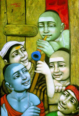 Expressions, Apet Pramod