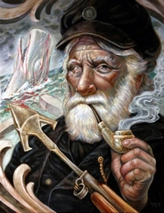 Captain Ahab, Terry Ribera