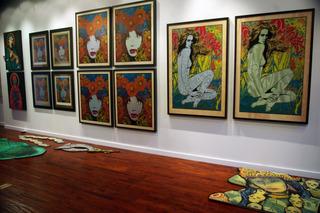 Mind Spring Exhibit, Chuck Sperry