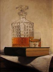 Evening Study, James Edmonds