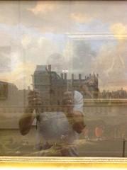 Moi au Louvre, Stephen Andrews