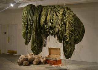 Parachute Elephant  , Amber Whiting