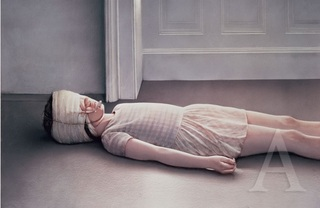 BEAUTIFUL VICTIM 1 , Gottfried Helnwein