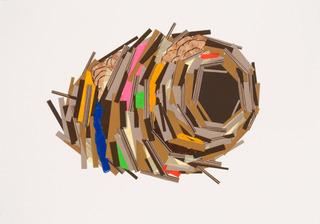 Bird-Nest-Study-#5, Andre Yi