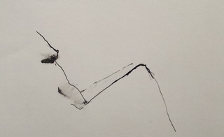 Relaxed in Ink, Virginia T Coleman