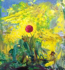 Flower At Early Morning, Sam Amato