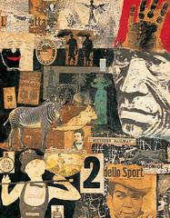 4 Mural Panels (Screen) (detail), Nigel Henderson