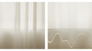 ... and to draw a bright white line with light (Untitled 11.1), Uta Barth