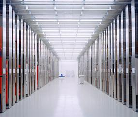 art storage Essl Museum Klosterneuburg I, Candida Höfer